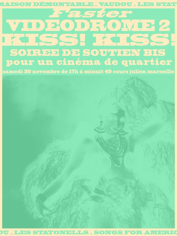 soirée kisskiss bis recto