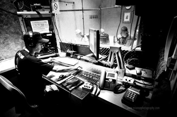radio galère studio