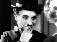 Les lumières de la ville, Charlie Chaplin