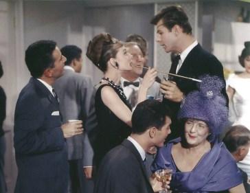 Diamants sur canapé, de Blake Edwards, avec Audrey Hepburn