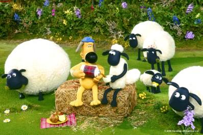 Shaun le mouton - Richard Starzak & Mark Burton
