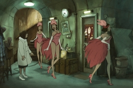 L'illusionniste de Sylvain Chomet