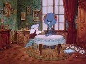 La vieille dame et les pigeons de Sylvain Chomet