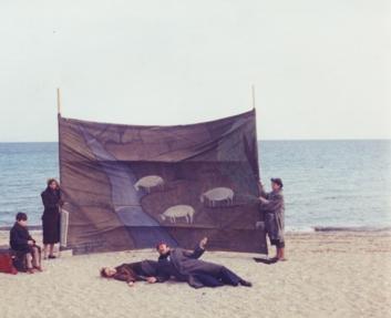 Le voyage des comédiens – Theo Angelopoulos