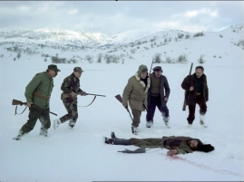 Les chasseurs – Théo Angelopoulos